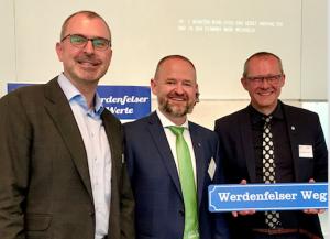 """Fünfter Fachtag """"Werdenfelser Weg"""" am 21.07.2017 in München"""